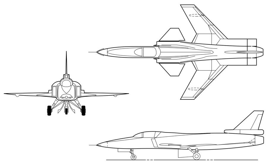 Outline of the X-29