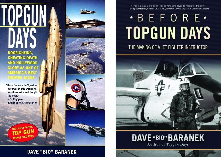 Dave Baranek Published Books
